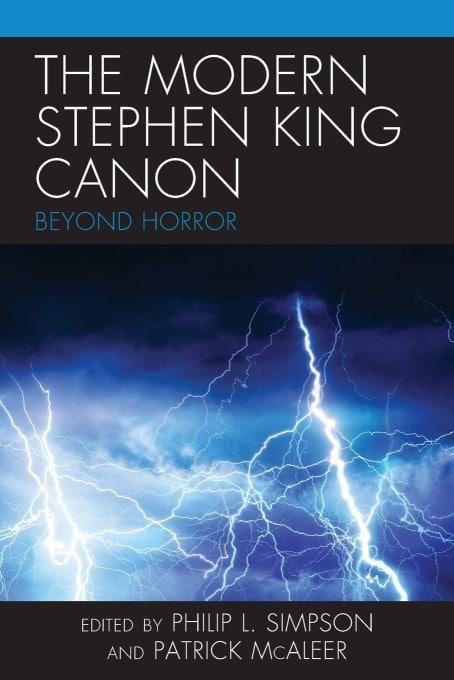 Modern Stephenking Canon Livre Sur Stephen King