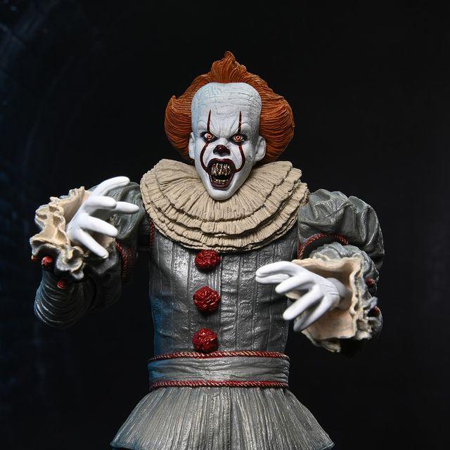 Neca Pennywise Heads Figurine 2021 05