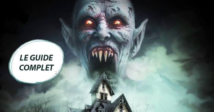 Salem Stephenking Film 2022 Guide Complet