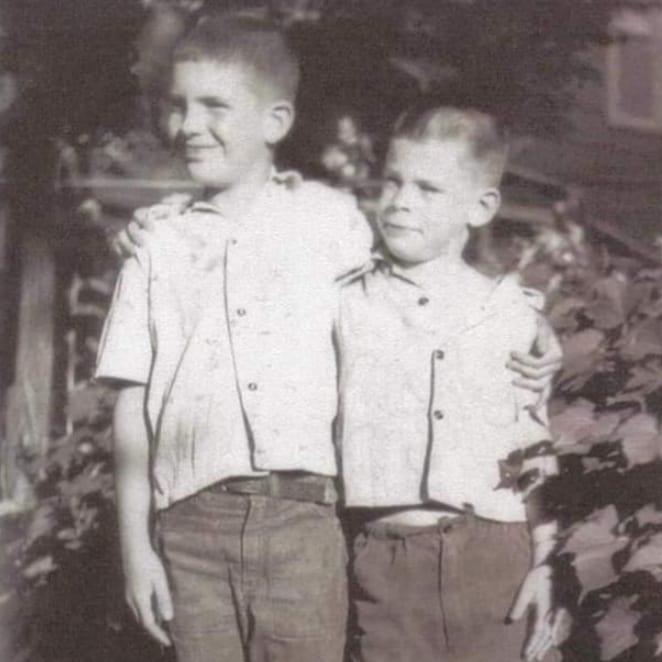 Stephen King Et Son Frere David King