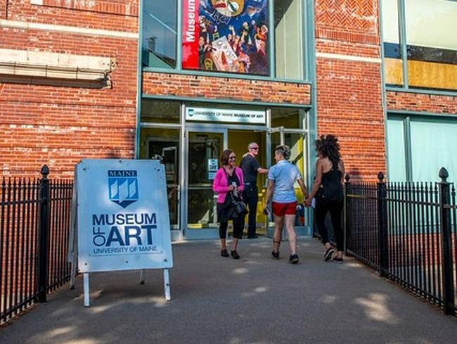 Zillman Art Museum Maine University Stephen King Foundation3