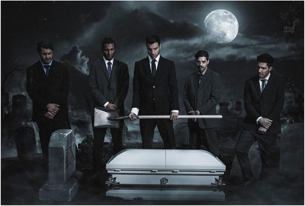 Iceninekills Funeral Derangements Simetierre Chanson Clip1