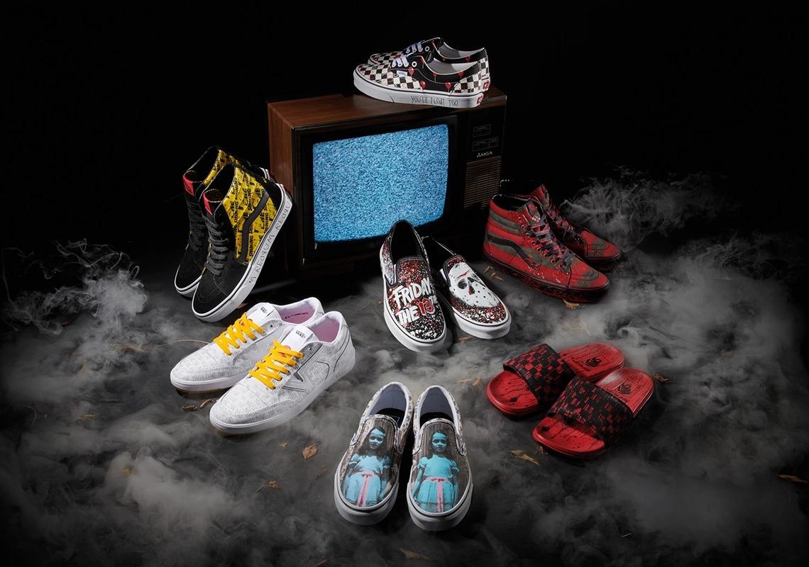 Vans Horror Pack Release Date 1