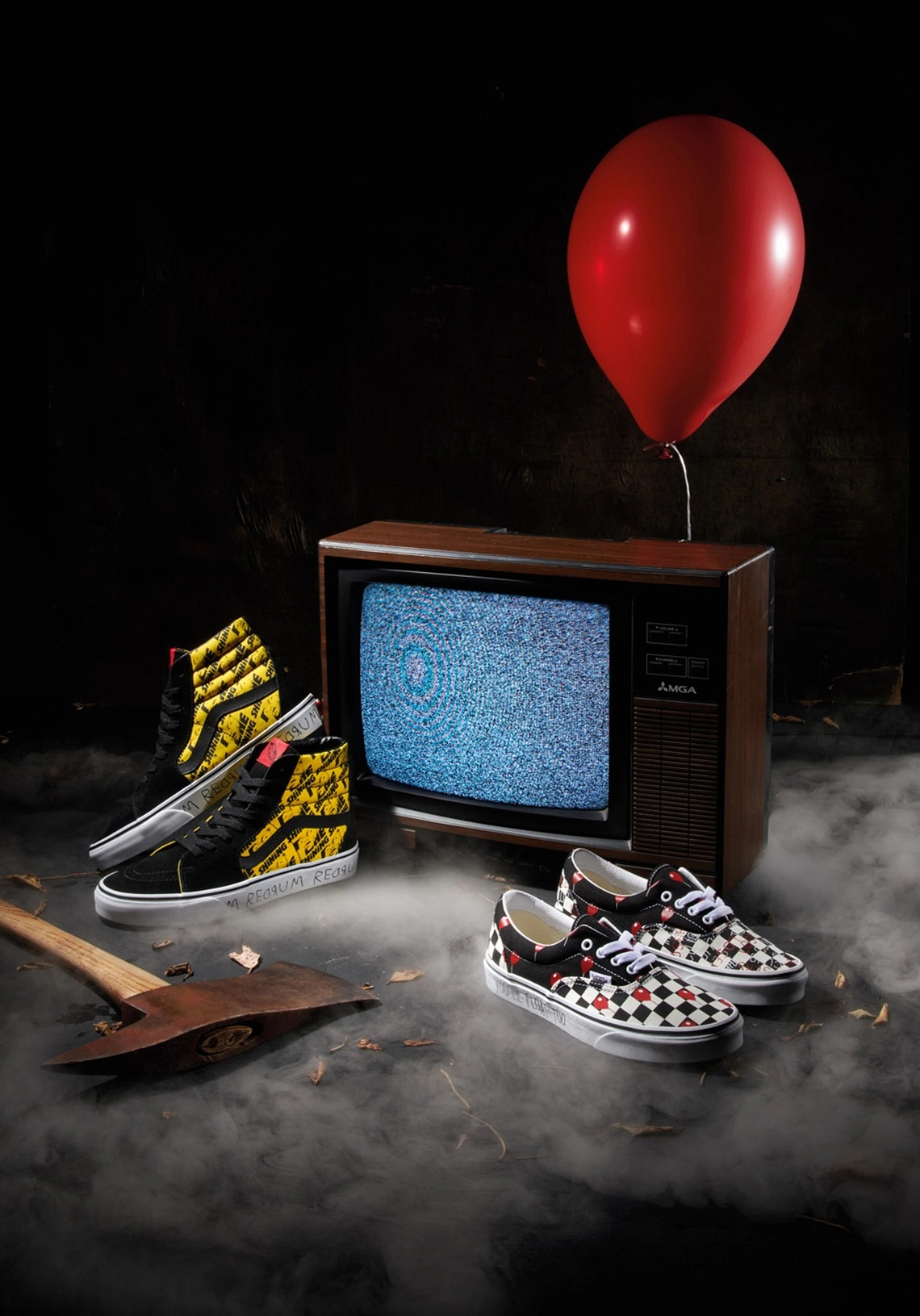 Vans Horror Pack Release Date 2
