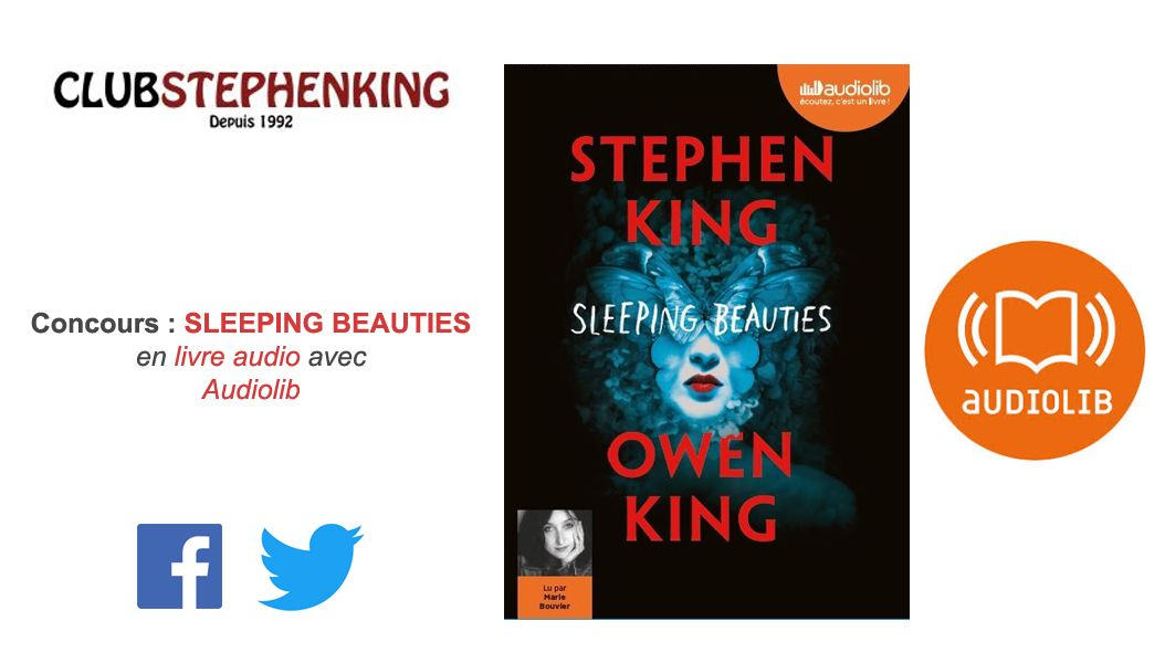 Concours Sleepingbeauties Audiolib