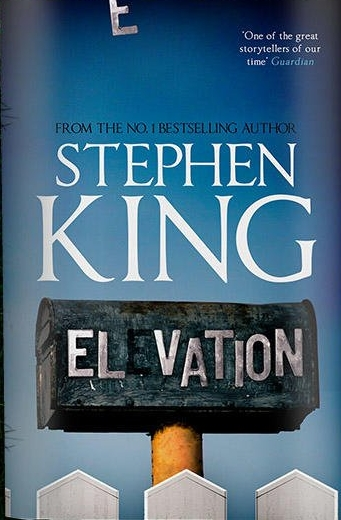 Elevation De Stephenking Hodder Cover
