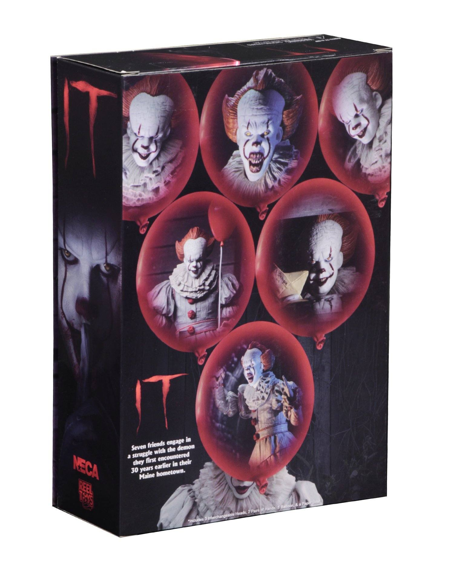 Neca Pennywise Figure Boxed 2
