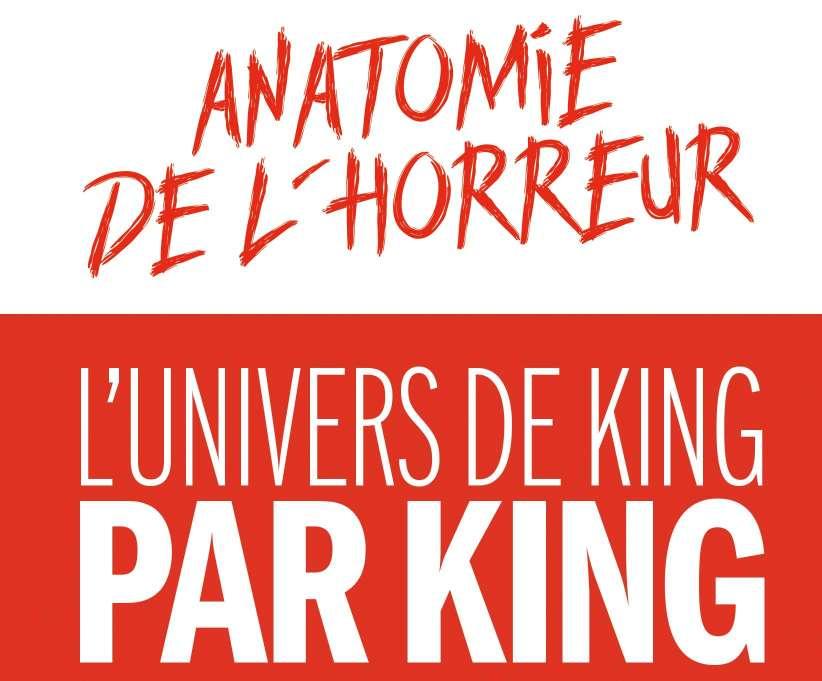 Anatomie De L Horreur La Couverture Et Les Details De La