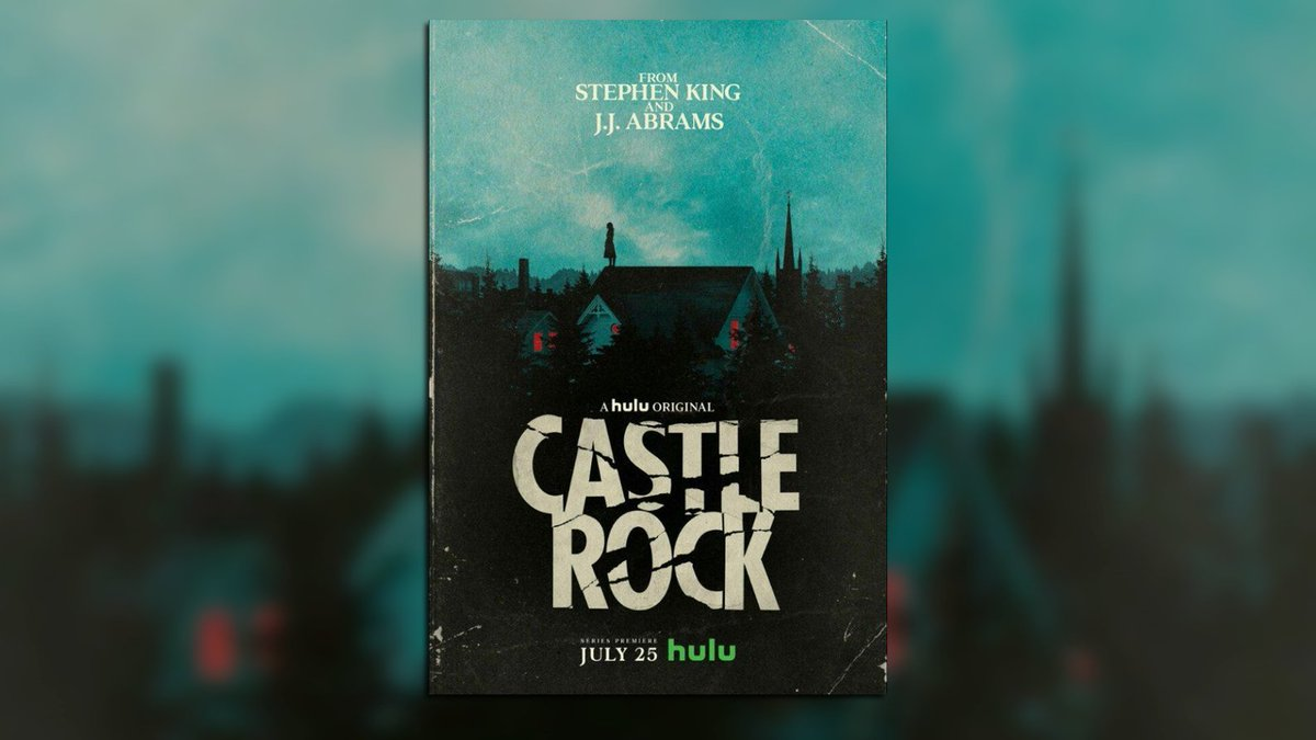 Castle Rock Stephenking Meta Poster