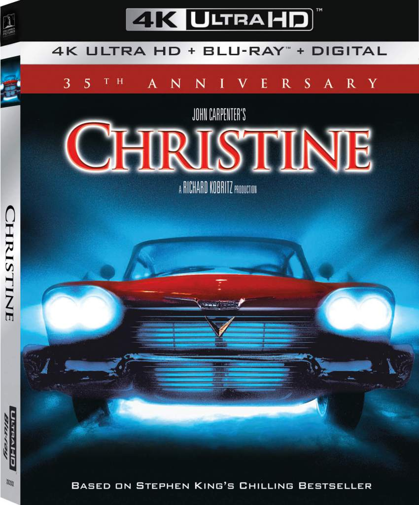 Christine 4k Carpenter King