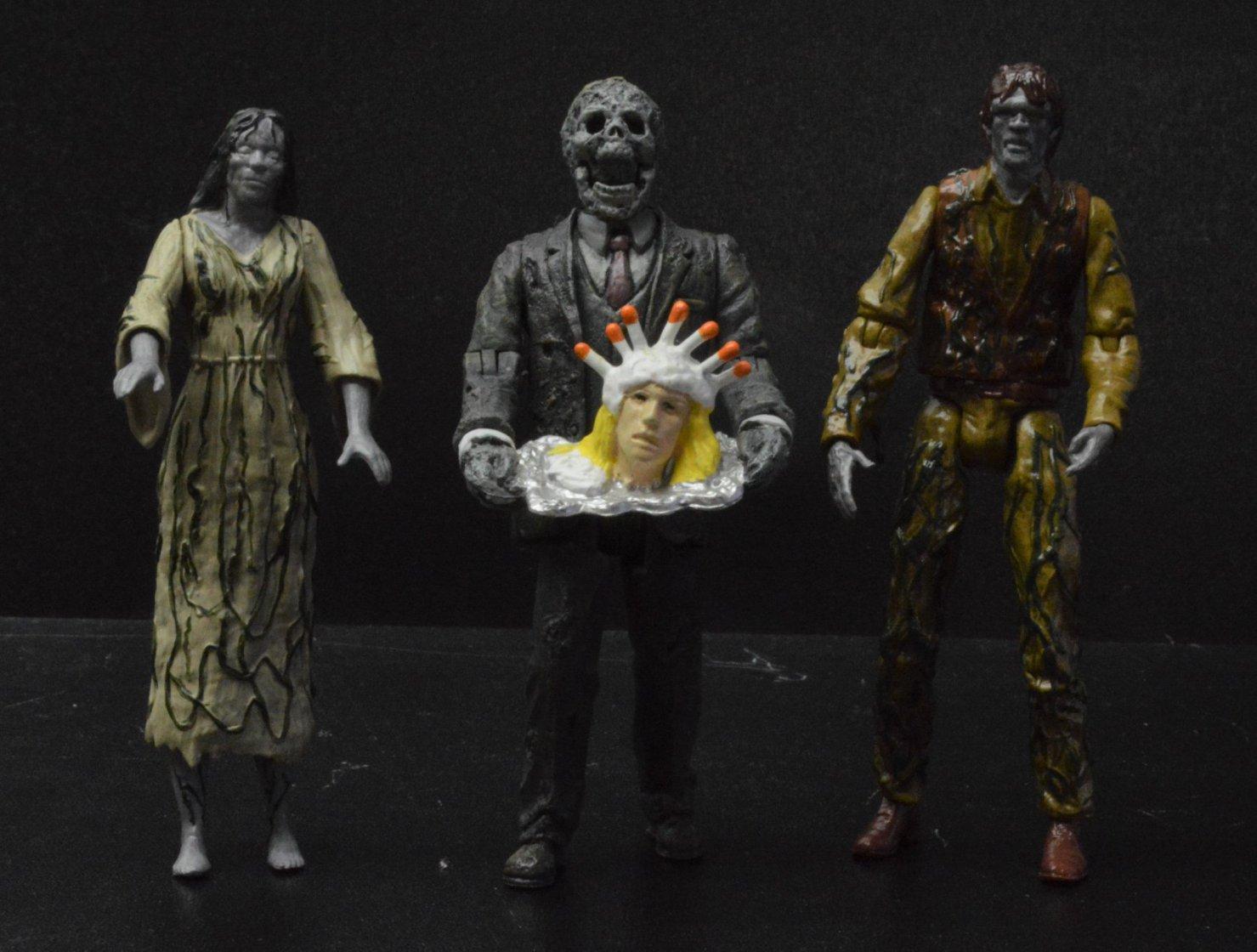 Creepshow Figurines Amok Time