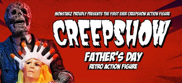 Creepshow Figurines Amok Time2