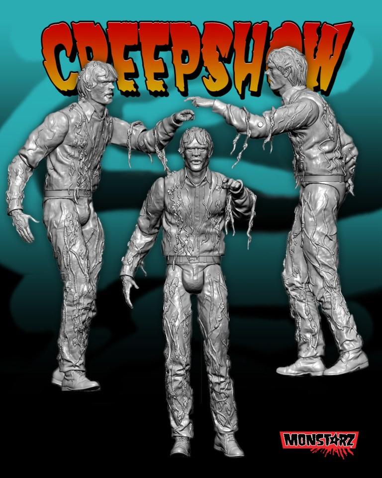 Creepshow Figurines Amok Time4