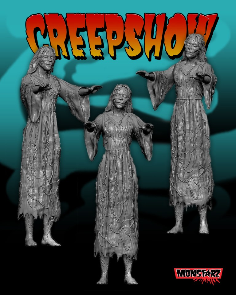 Creepshow Figurines Amok Time5