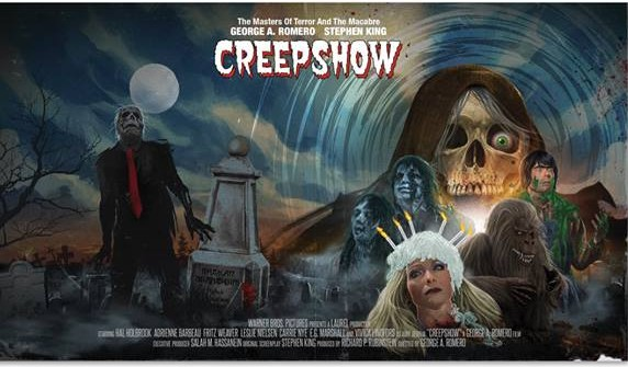 Creepshow Scream Factory Social