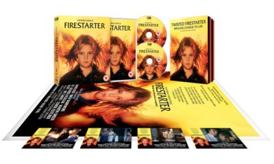 Firestarter Edition Limitee Bluray Planbentertainment