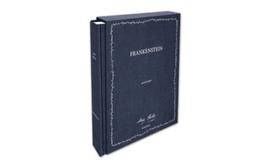 Frankenstein Editions Saint Pere