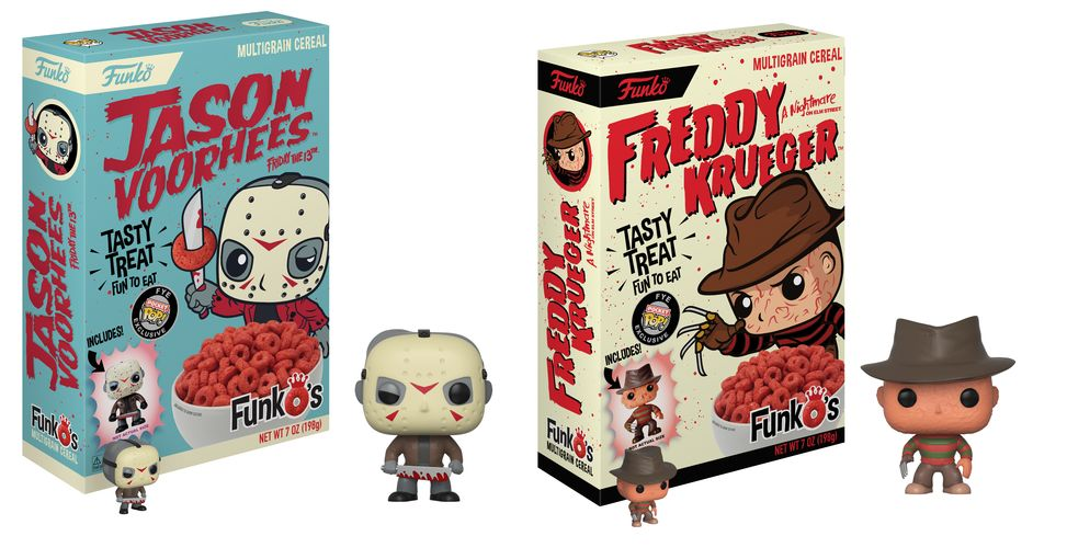 Freddy Cereal