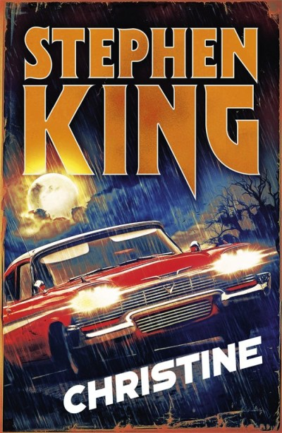 Halloween Hodder Stephenking Christine