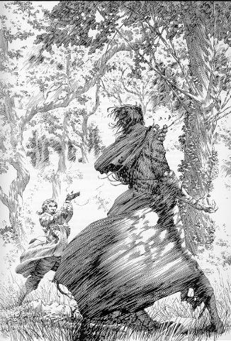 frankenstein wrightson stephen king