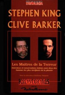 STEPHEN KING/CLIVE BARKER : LES MAITRES DE LA TERREUR