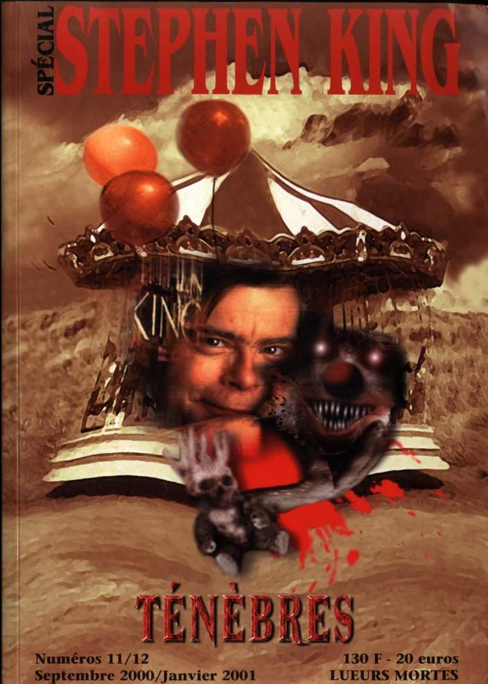 Ténèbres - Spécial Stephen King