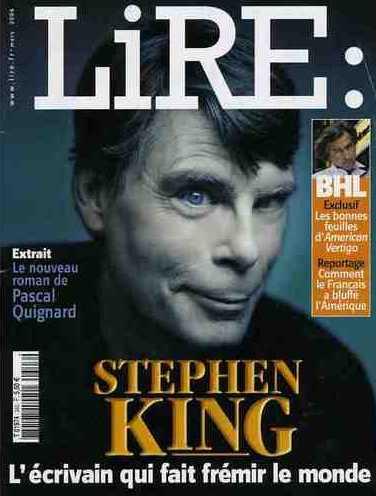LIRE # 343     (mars 2006)