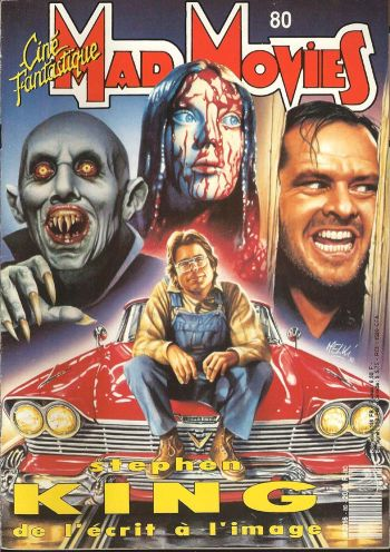 stephen king mad movies 80 en 1992