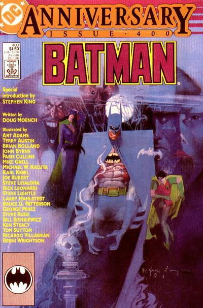 Batman #400 Stephen King