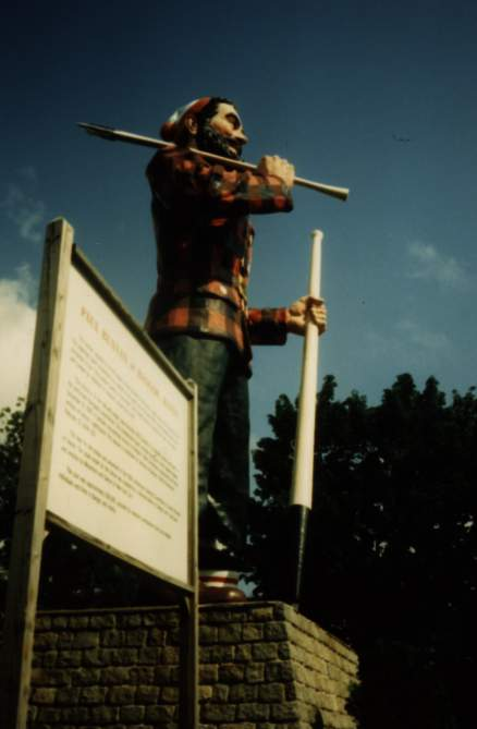 paul bunyan - bangor - stephen king 3