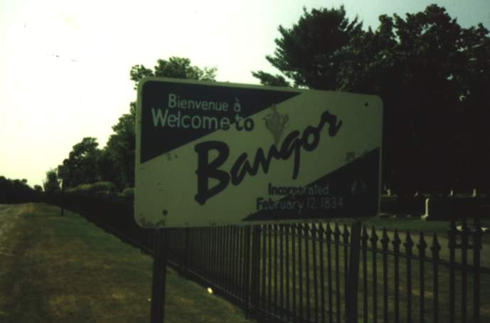 Bangor, le maine de stephen king