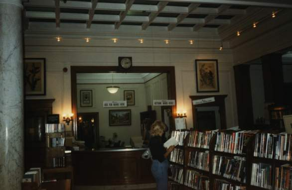 Bangor library (Maine, USA) - Stephen King
