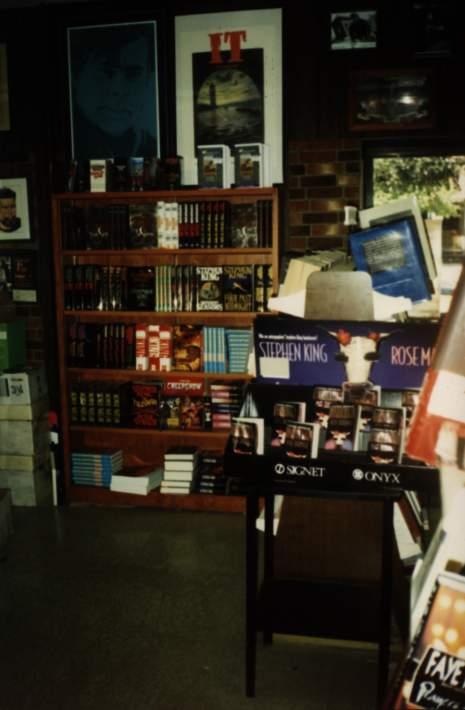 Betts Bookstore - specializing in Stephen King books 9