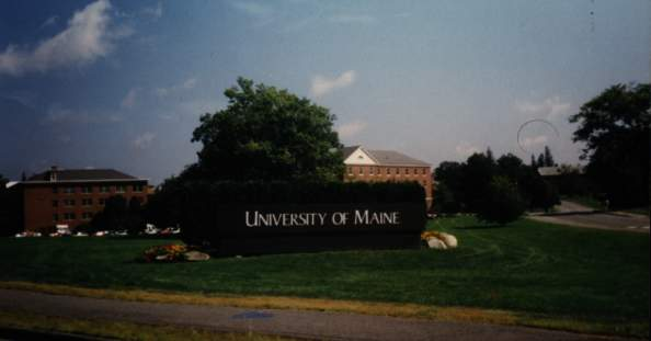 université d'orono (maine de Stephen King)