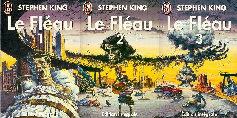 [Le Fléau, de Stephen King]