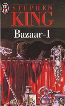 bazaar needful things livre de stephen king club stephen king. Black Bedroom Furniture Sets. Home Design Ideas