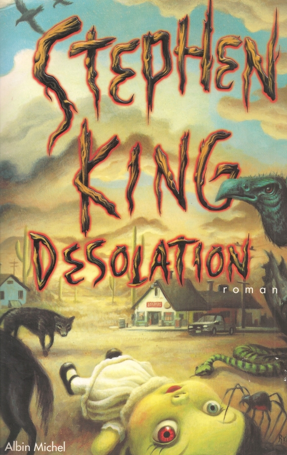 d u00e9solation  de stephen king