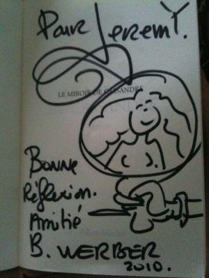 Doodles et remarques autour de stephen king club stephen for Bernard werber le miroir de cassandre