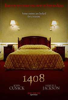 1408, film Stephen King