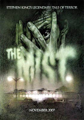 The mist (Brume), film Stephen King