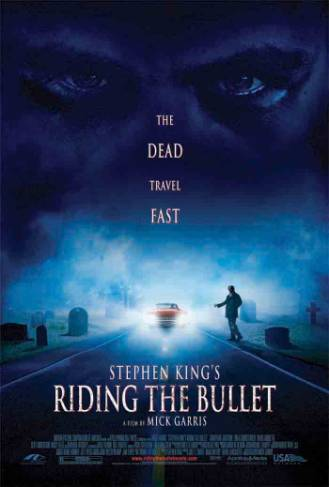 Riding the bullet (film Stephen King)
