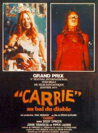 Carrie, film Stephen King