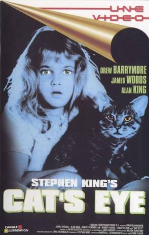 Cat's Eye, film Stephen King avec Drew Barrymore