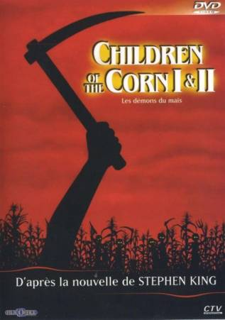 Children of the corn 1  (les enfants du mais, horror kid), film Stephen King
