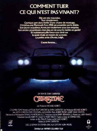 Christine (John Carpenter, 1983), film Stephen King