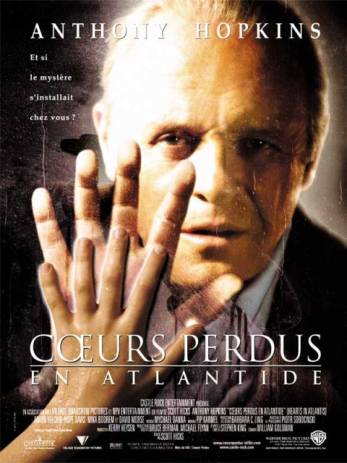 Coeur perdus en Atlantide, film Stephen King