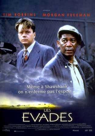 Les évadés, film Stephen King