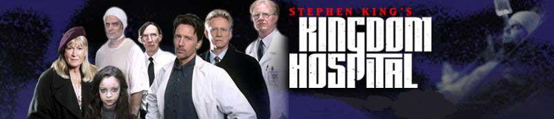 Kingdom hospital, serie Stephen King