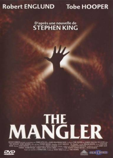 the mangler, film Stephen King