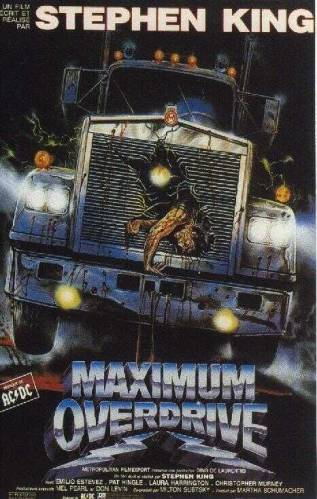 Maximum Overdrive (film Stephen King, musique par ACDC)